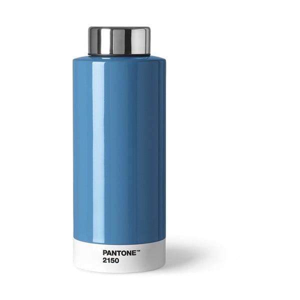 Modrá láhev znerezové oceli Pantone, 630ml