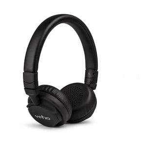 Černá sluchátka Veho ZB-5