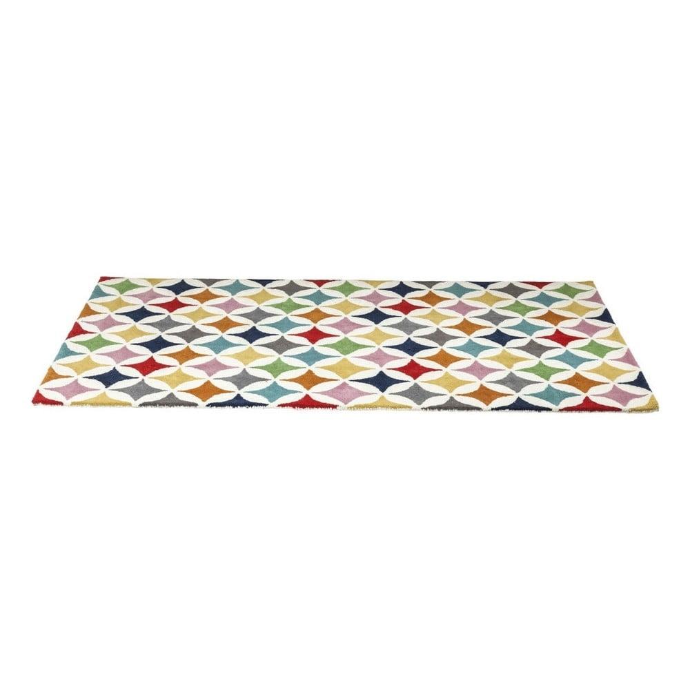 Vzorovaný koberec Kare Design Campo, 170 x 240 cm
