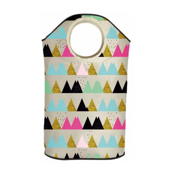Koš na prádlo Triangle Pastel
