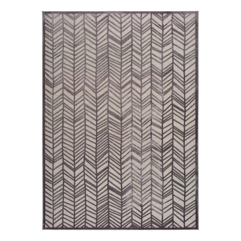 Šedý koberec Universal Farashe, 120 x 170 cm