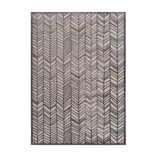 Šedý koberec Universal Farashe, 160 x 230 cm