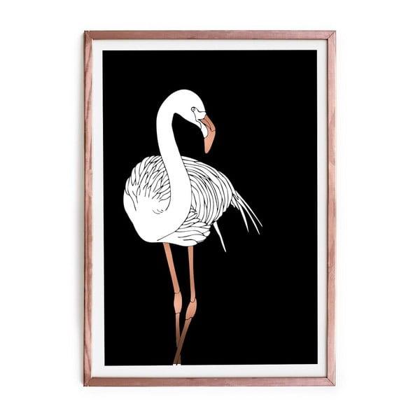 Obraz Really Nice Things Flamingo, 60 x 40 cm