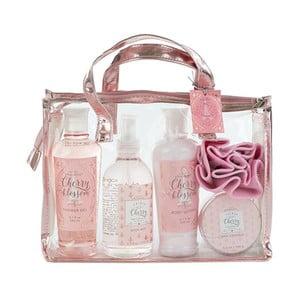 Dárkový kosmetický set Tri-Coastal Design Cherry Blossom