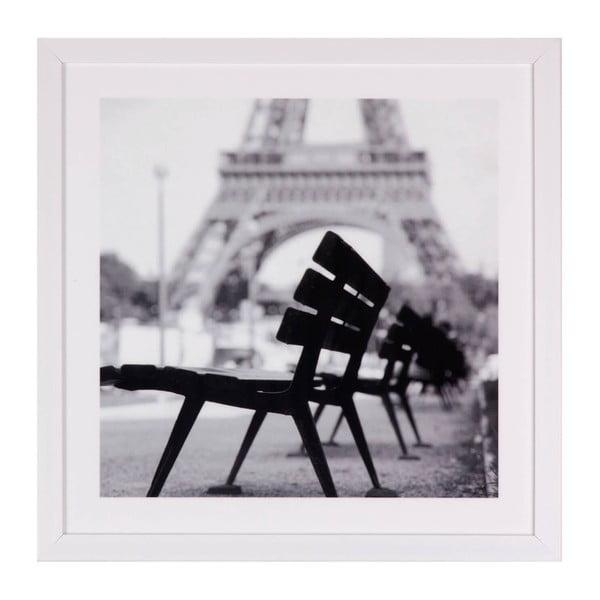 Obraz sømcasa Bench, 40 x 40 cm