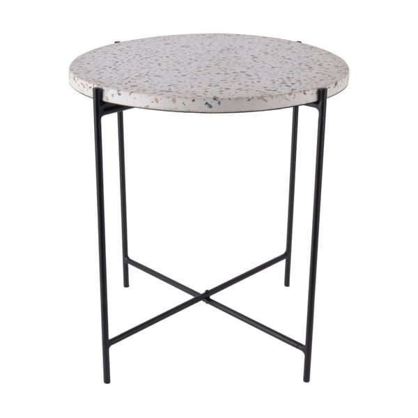 Odkládací stolek Leitmotiv Terrazzo