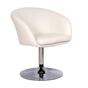 Křeslo/barová židle A322, světlé