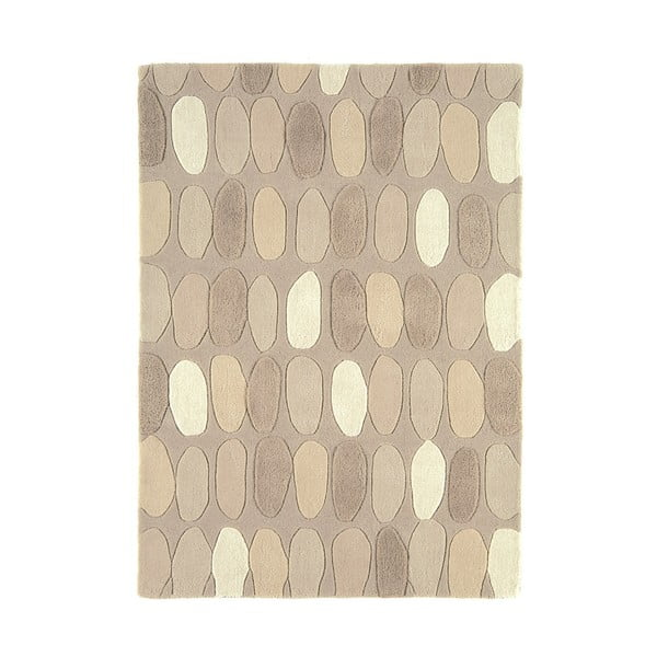 Vlněný koberec Sofia Natural 120x170 cm