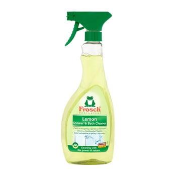 Detergent ecologic pentru baie cu acid citric FROSCH, 500 ml imagine