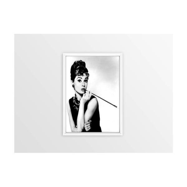 Obraz Piacenza Art Audry Smoking, 30x20 cm