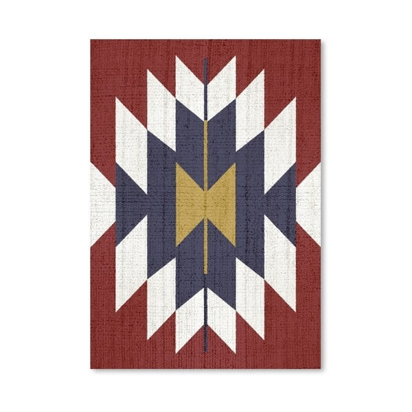 Plakát Geometric Tribal Print