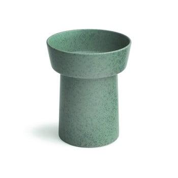 Vază din ceramică Kähler Design Ombria, înălțime 20 cm, verde de la Kähler Design