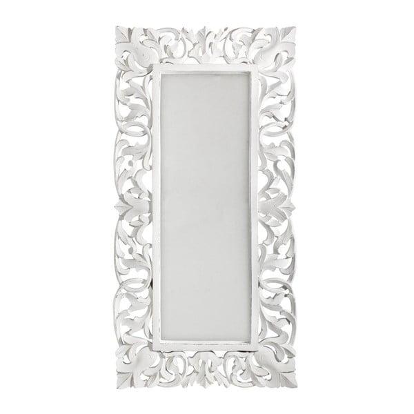 Nástěnné zrcadlo Bianco Antico, 60x120 cm