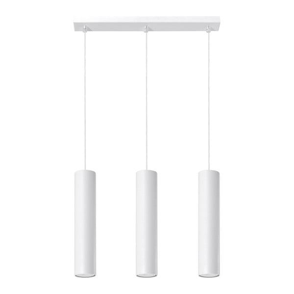 Lustră Nice Lamps Castro 3, alb