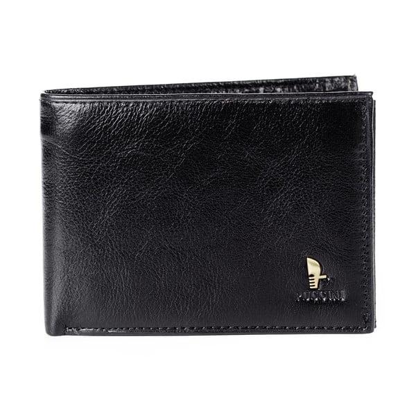 Kožená peněženka Messina Puccini