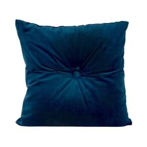 Pernă din bumbac PT LIVING, 45 x 45 cm, albastru