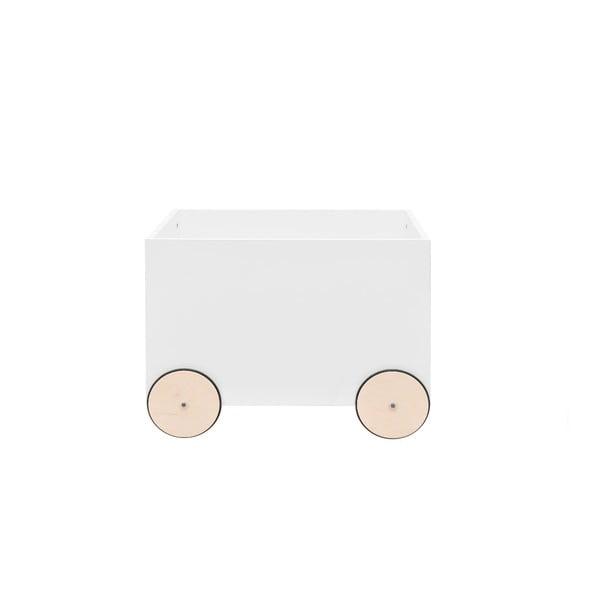 Cutie mobilă pentru jucării BELLAMY Lotta, alb