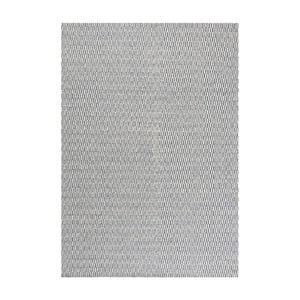 Vlněný koberec Charles Blue, 160x230 cm