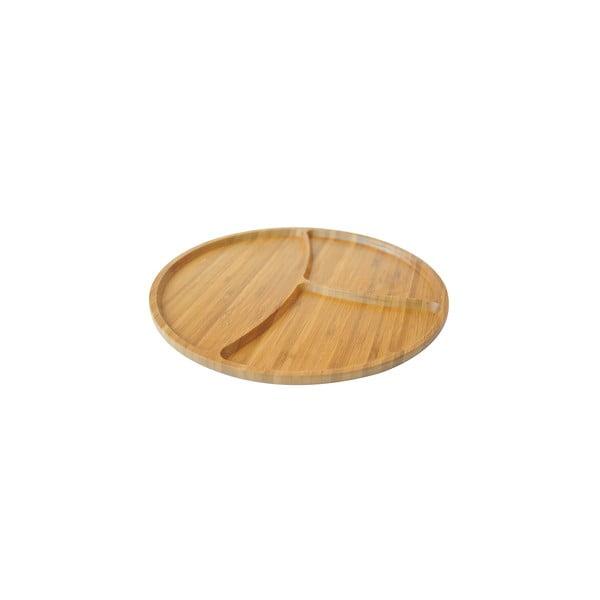 Bambusový servírovací podnos Tortilla