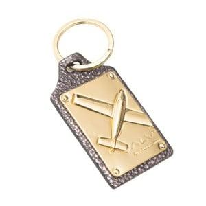Dámský kožený přívěsek na klíče Alviero Martini Porto