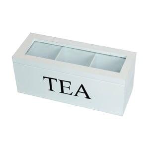 Krabička na čaj White Tea