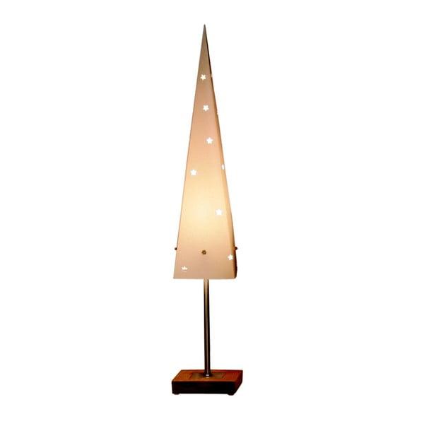 Stojąca dekoracja świetlna Best Season Cone Top, 60 cm