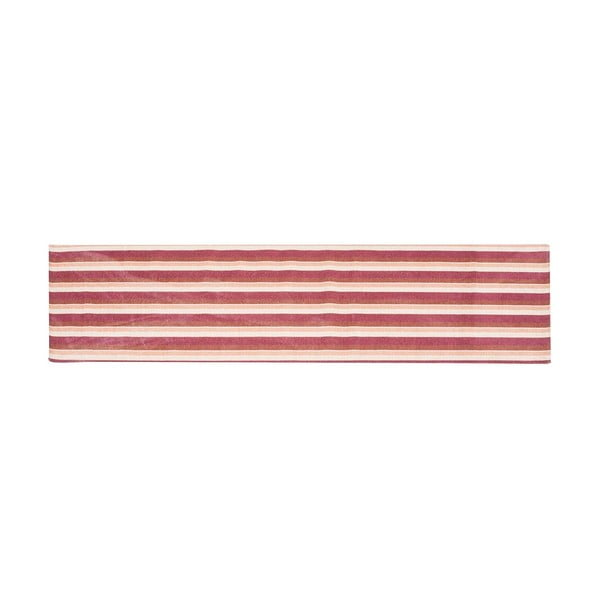 Vysoce odolný kuchyňský koberec Webtappeti Stripes Multi,130x190cm