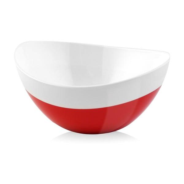 Mísa Livio, 15 cm, červená