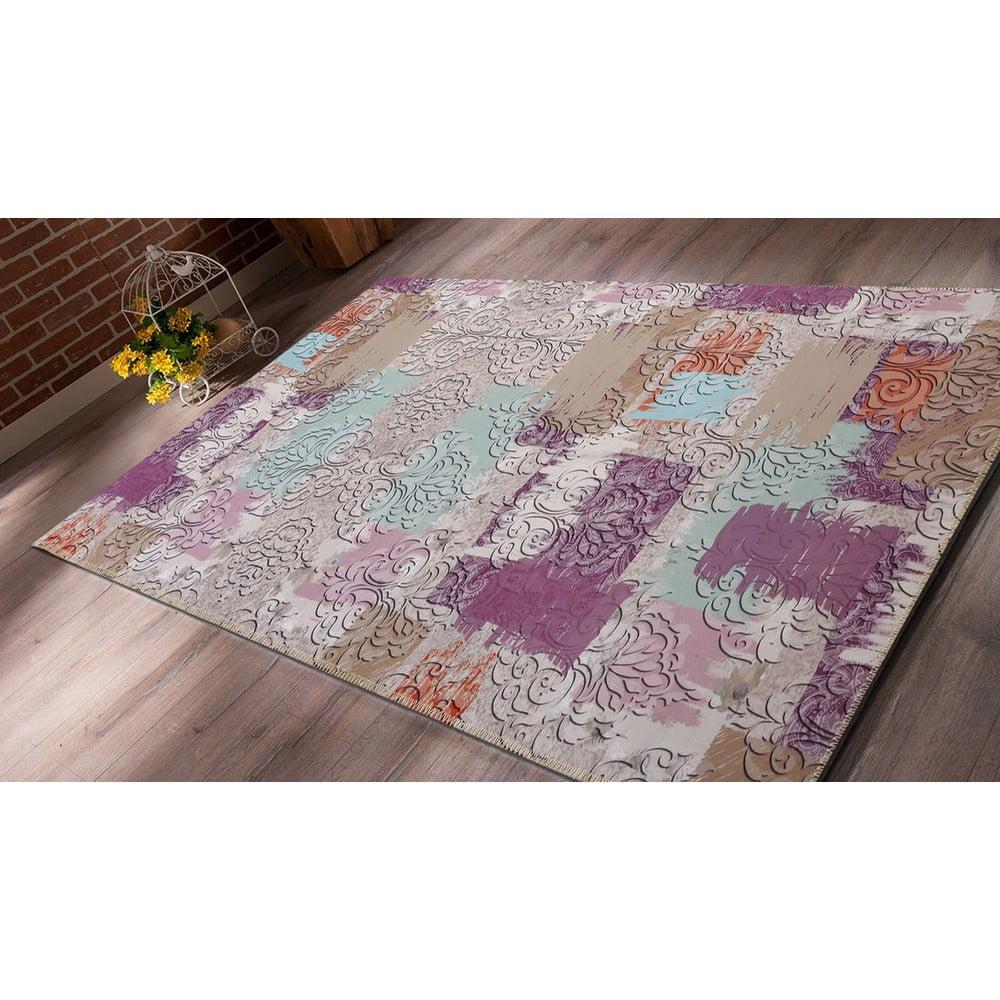 Odolný koberec Vitaus Rolanda, 80 x 150 cm