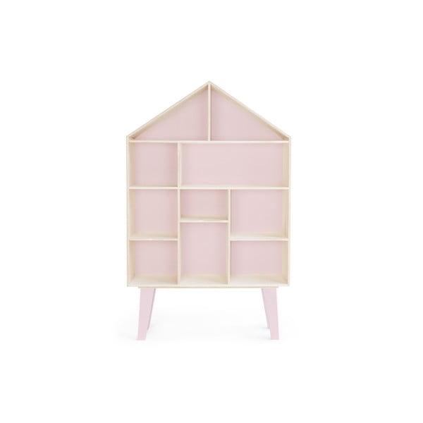 Komoda House, růžová