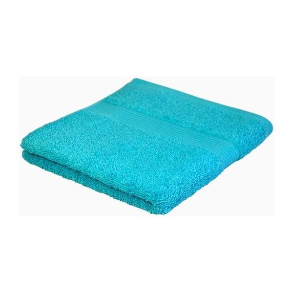 Ručník New York Uni Turquoise, 70x140 cm