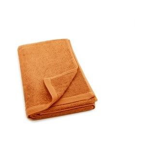 Oranžový ručník Jalouse Maison Serviette Orange, 30 x 50 cm