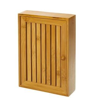 Suport din lemn de bambus pentru chei Unimasa , 19 x 27 cm de la Unimasa