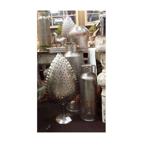 Kovová váza Orient, menší