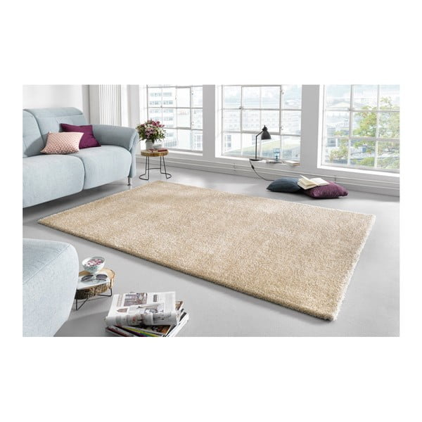 Covor Mint Rugs Glam, 200 x 290 cm, crem