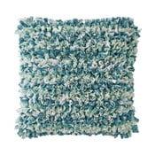 Polštář Carmen 45x45 cm, modrý