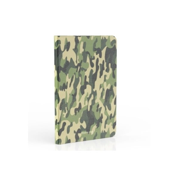 Obal Happy Plugs na iPad Air Camouflage