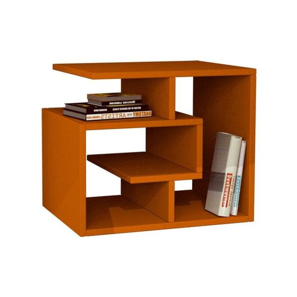 Konferenční stolek k pohovce Labirent, oranžový