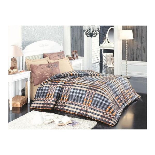 Lenjerie de pat cu cearșaf Camilla, 200 x 220 cm