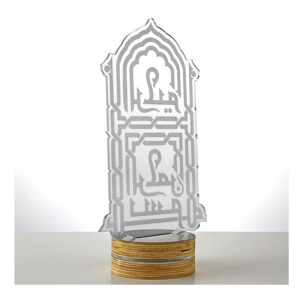 3D stolní lampa Arabian