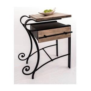 Noční stolek Classic Leonel