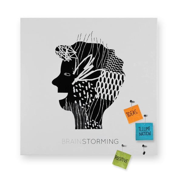 Magnetická tabule Brainstorming Big