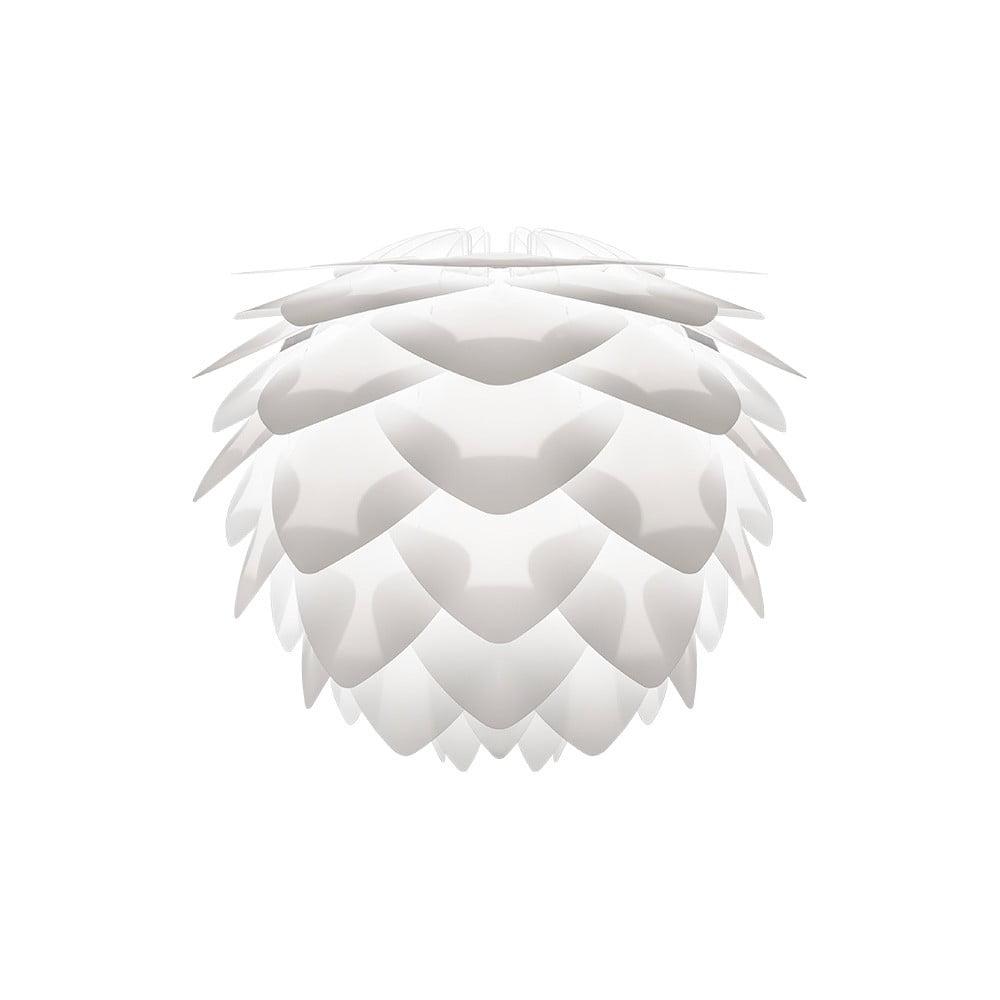 Bílé stínidlo UMAGE Silvia, ⌀ 50 cm