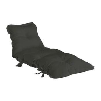 Futon extensibil potrivit pentru exterior Karup Design OUT™ Sit&Sleep Dark Grey, gri închis de la Karup Design