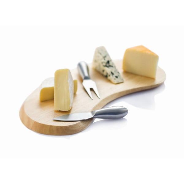 Prkénko na sýry