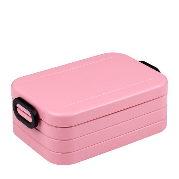 Break Midi rózsaszín ételtartó doboz - Rosti Mepal