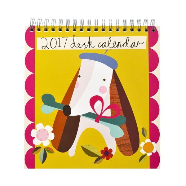 Stolní kalendář Portico Designs Muchly Lovely