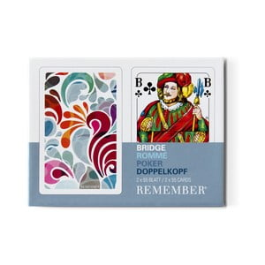 Hrací karty Remember Florina