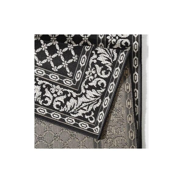 Koberec vhodný i na ven Royal 160x230 cm, černý