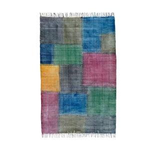 Bavlněný koberec Oreste Luchetta Yantra, 195x115cm